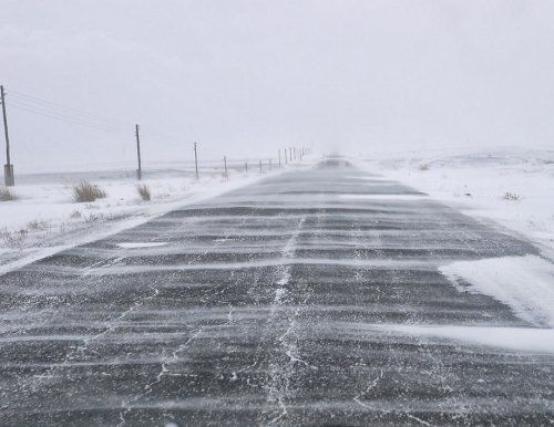 Погода вБашкирии на11ноября: снег сдождем