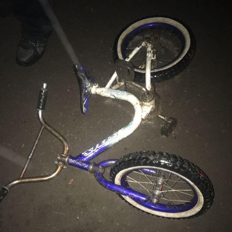 ВБашкирии под колесами ВАЗ-21099 умер 6-летний велосипедист
