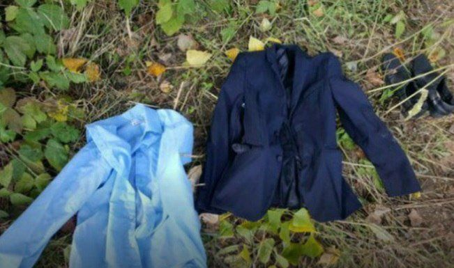 Найденные наулице вУфе детские вещи заинтересовали полицию