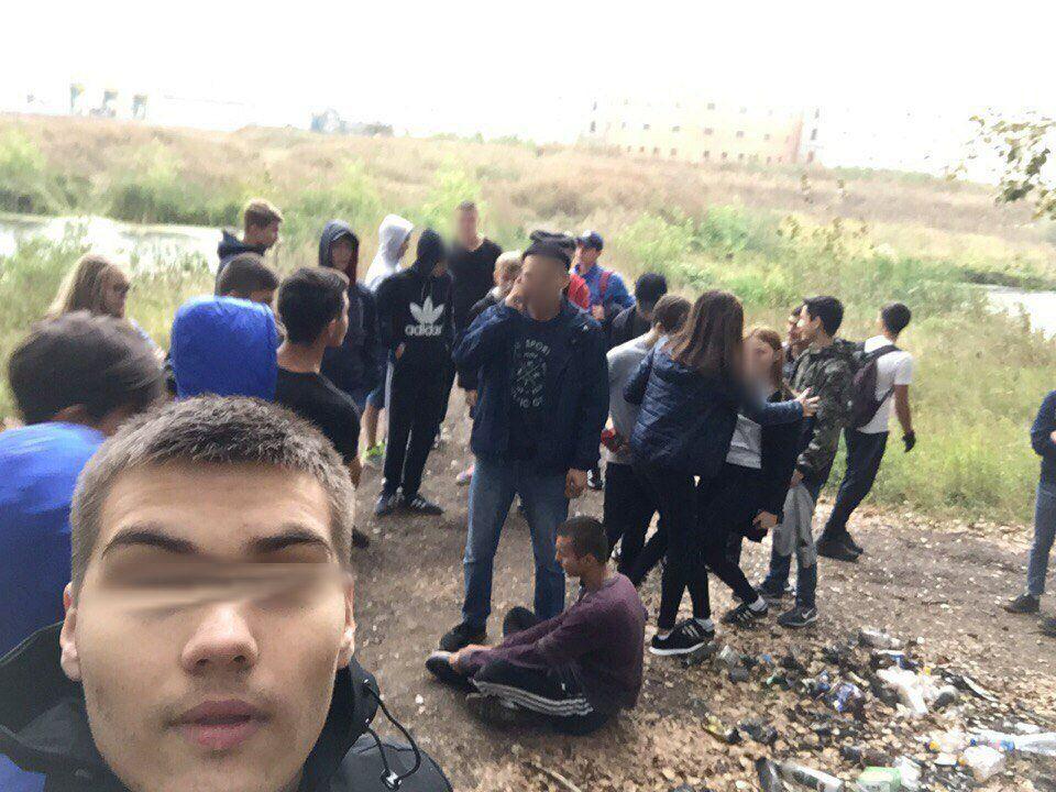 ВБашкирии направлено всуд дело обизбиении молодых людей