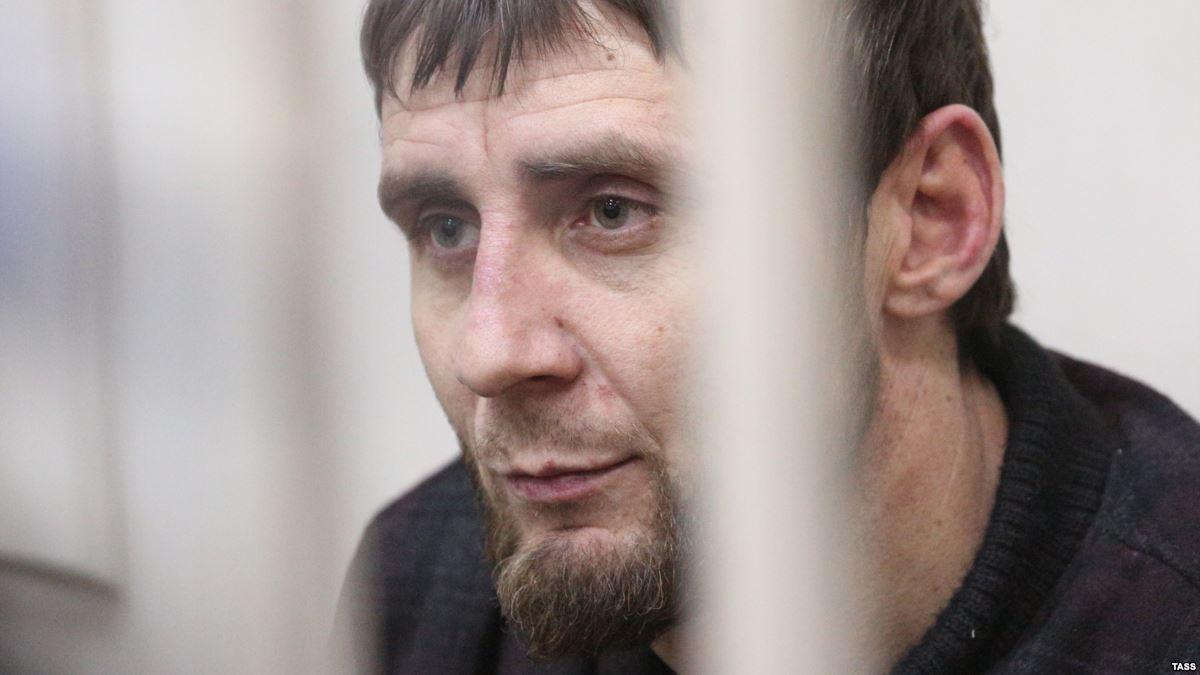 Осужденного заубийство Немцова Дадаева этапировали вколонию