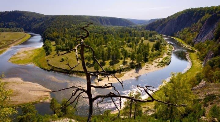 Топ-5 рек Башкирии для идеального сплава