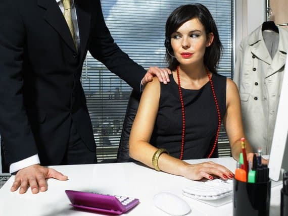 Рассказы о сексуальных отношениях с начальником