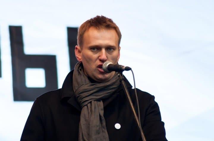 Алексей Навальный прокомментировал арест Лилии Чанышевой