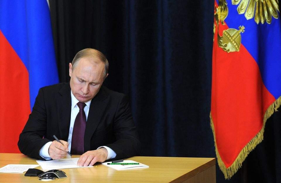 Путин всем накинул по 5 лет срока