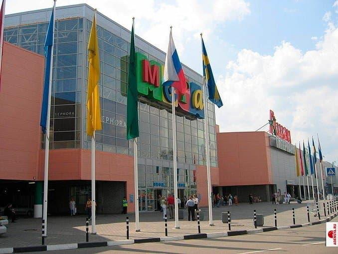 В Уфе посетители ТЦ «Мега» были срочно эвакуированы
