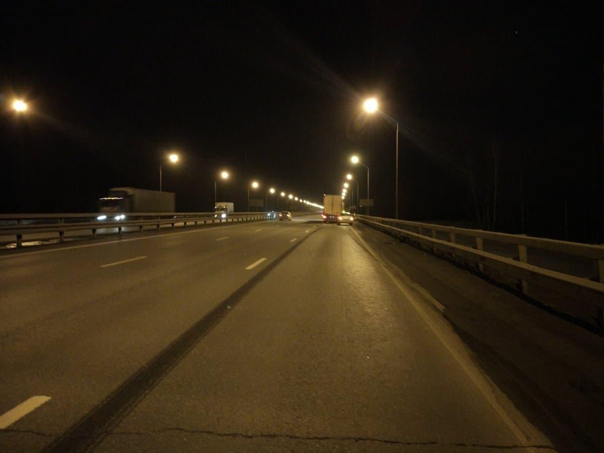 ПоУфой фургон насмерть сбил пешехода