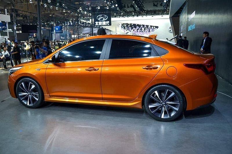 Hyundai назвал дату российской премьеры обновленного Solaris