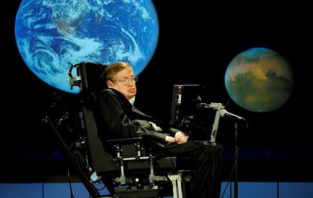 Люди невыживут еще тысяча лет наЗемле— Стивен Хокинг
