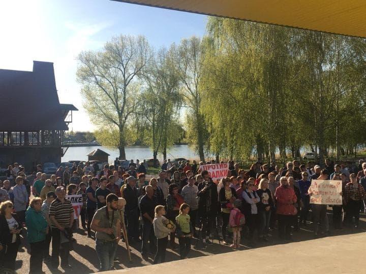 Угроза городу или конфликт интересов? Жители Благовещенска протестуют против строительства полигона