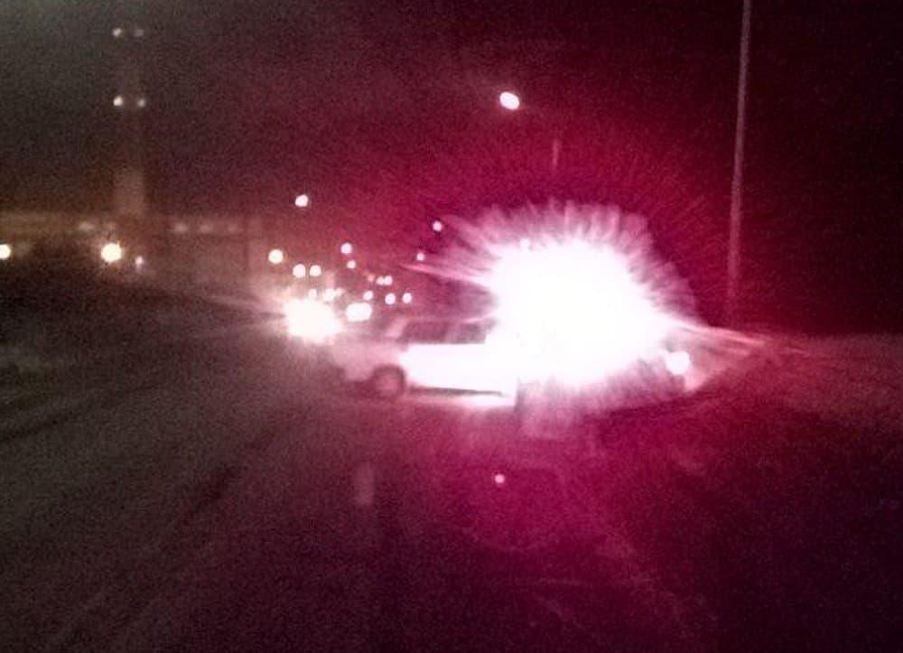 ВУфе столкнулись три автомобиля, пострадали две женщины