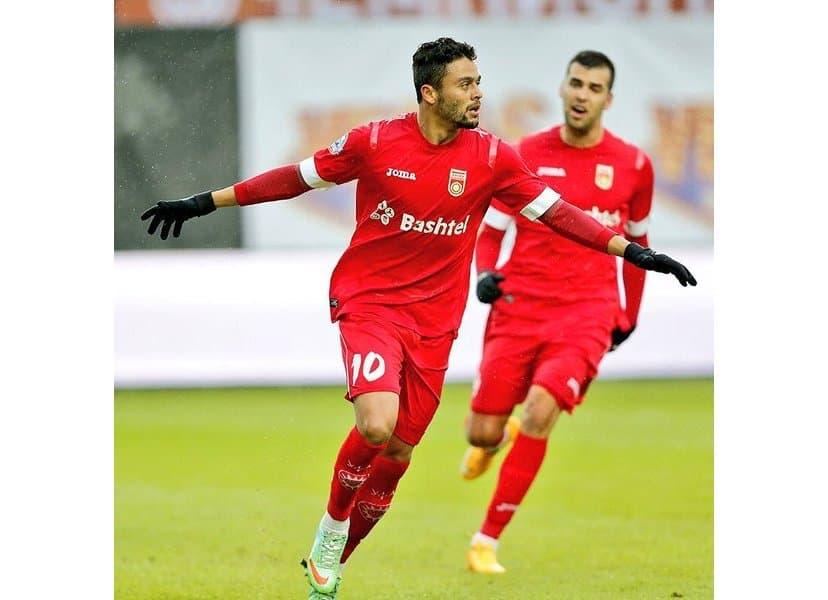 Бразильский футболист Марсиньо разорвал договор с«Уфой»
