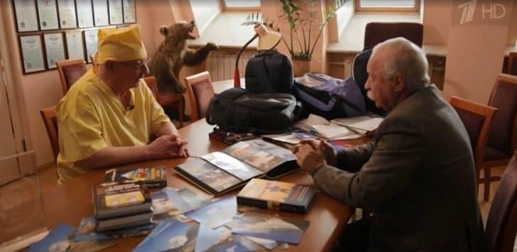 Уфимский хирург Эрнст Мулдашев поверг в шок Якубовича своей «водой бессмертия»