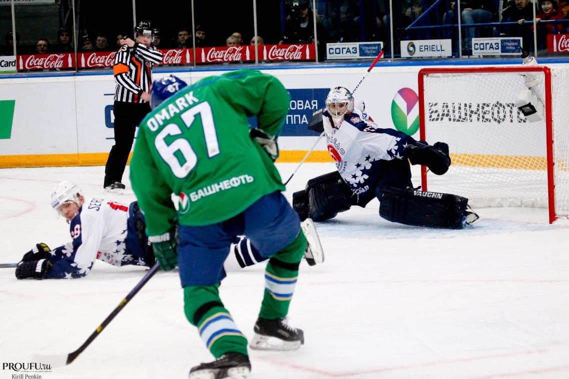 Хоккеисты «Торпедо» сыграют с«Салаватом Юлаевым» 12января