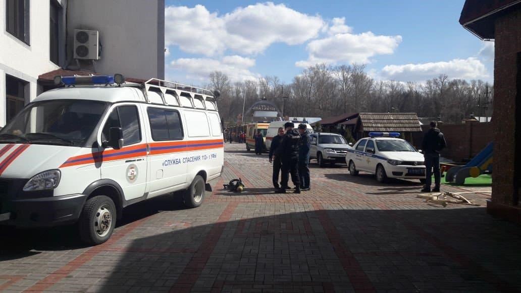 Погибли 5 работников ресторана ототравления газом— катастрофа вУфе