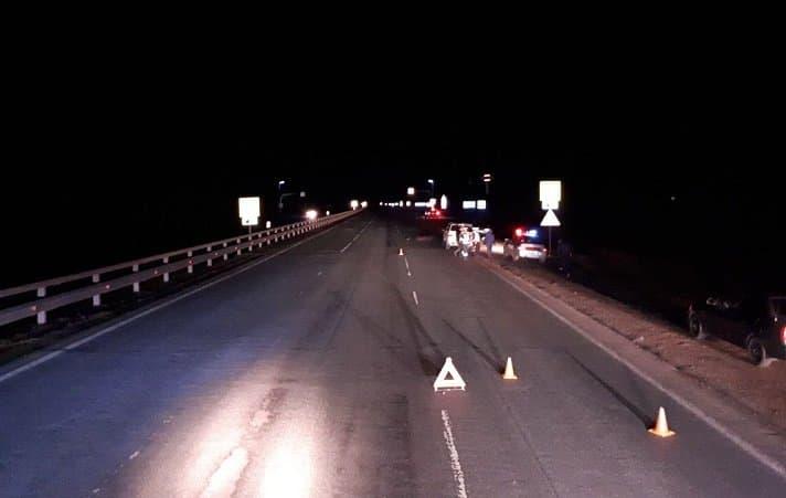 ВБашкирии перевернулась «Дэу Нексия»: шофёр умер наместе