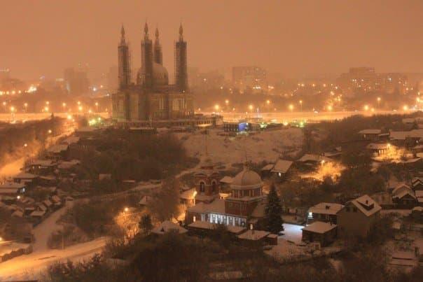 ВБашкирии предполагается ухудшение погоды: обильный снег, метель, снежные заносы
