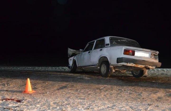Смертоносная авария натрассе вБашкирии: столкнулись «семерка» и«пятерка»