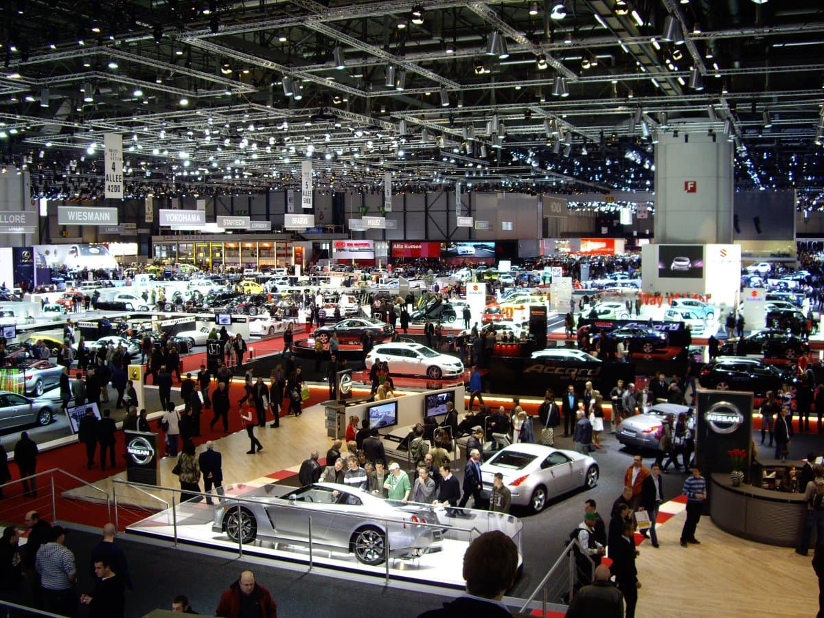 Какие новинки намотор-шоу подготовили компании— Женевский автосалон