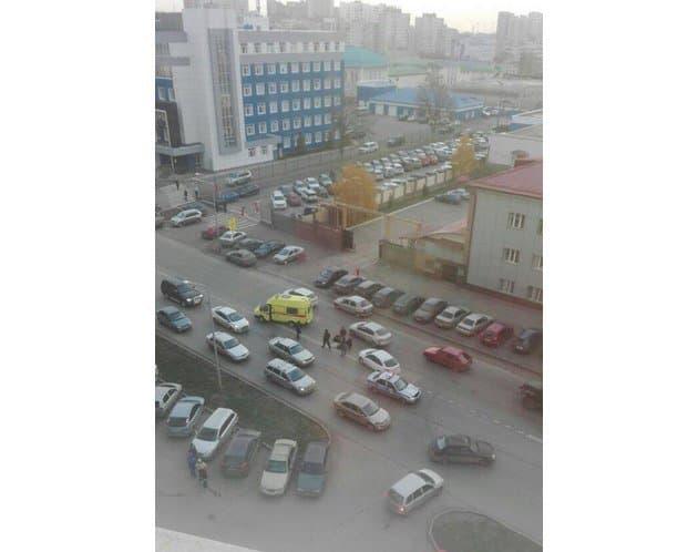 ВУфе шофёр «Лады Гранты» сбил 2-х женщин