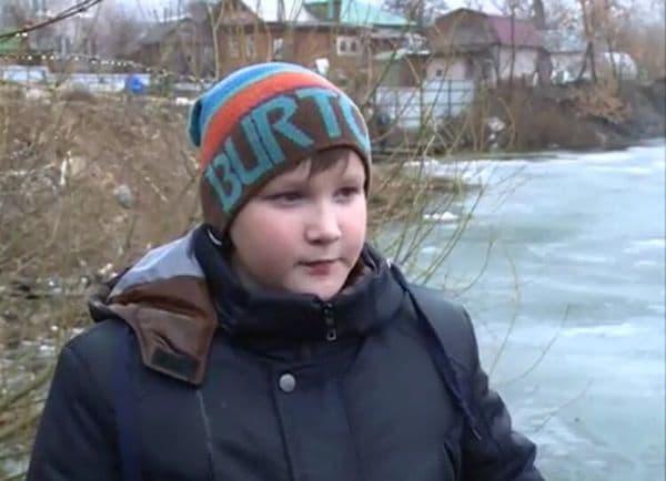 ВУфе 12-летний ребенок спас тонущего мужчину