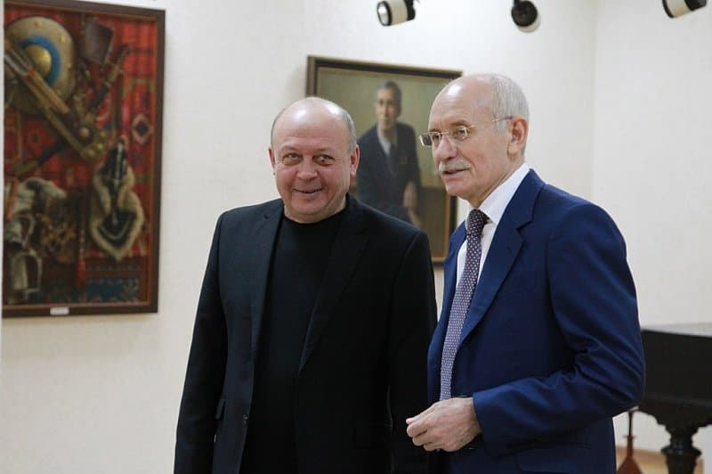 ВБашкортостане объявлены лауреаты первой Нестеровской премии