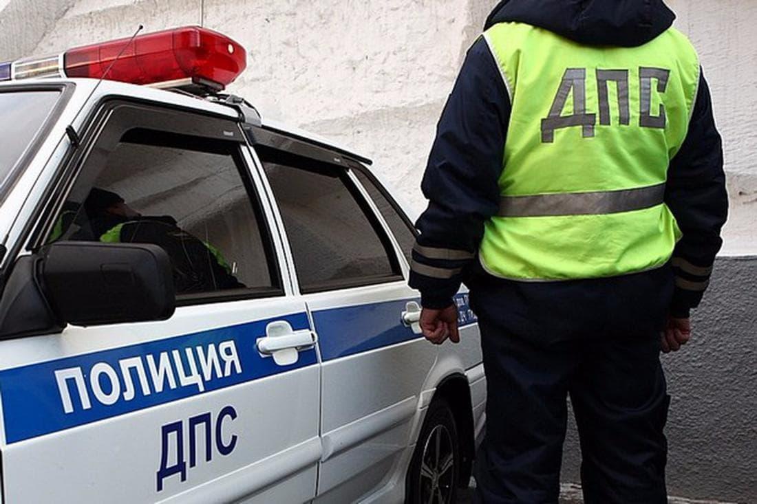 ВУфе полицейские разыскивают водителя, сбившего 85-летнюю женщину