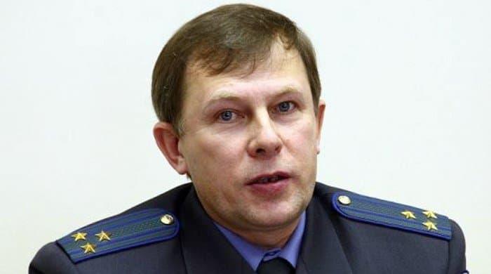 Временно исполнять обязанности руководителя башкирского МВД будет Виктор Михайлов