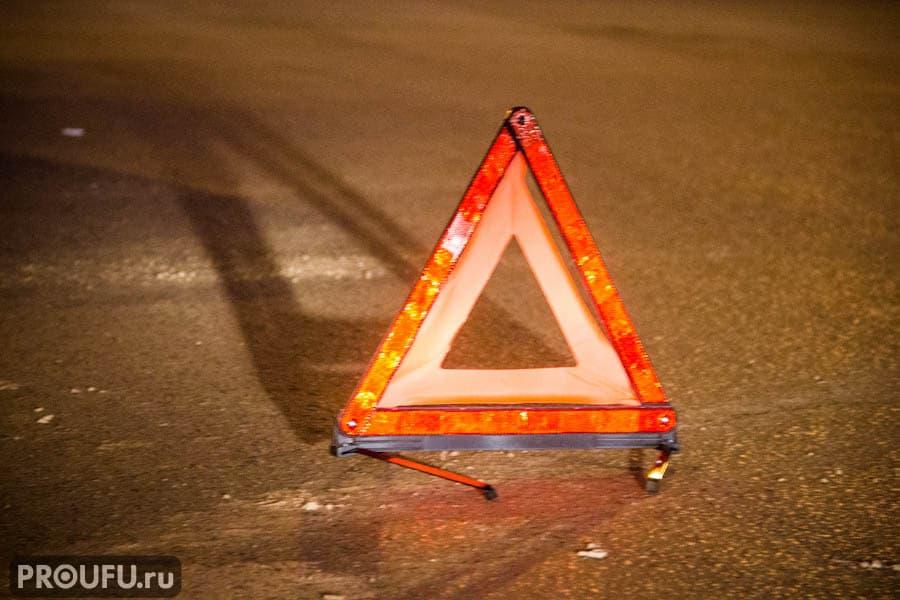 ВУфе 5  человек получили травмы после резкого торможения автобуса