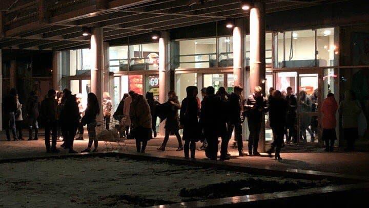 Повсеместная эвакуация вСтаврополе: сообщения неподтвердились