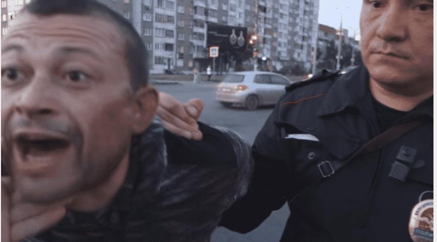 Водителя-наркомана изБашкирии задержали вИжевске