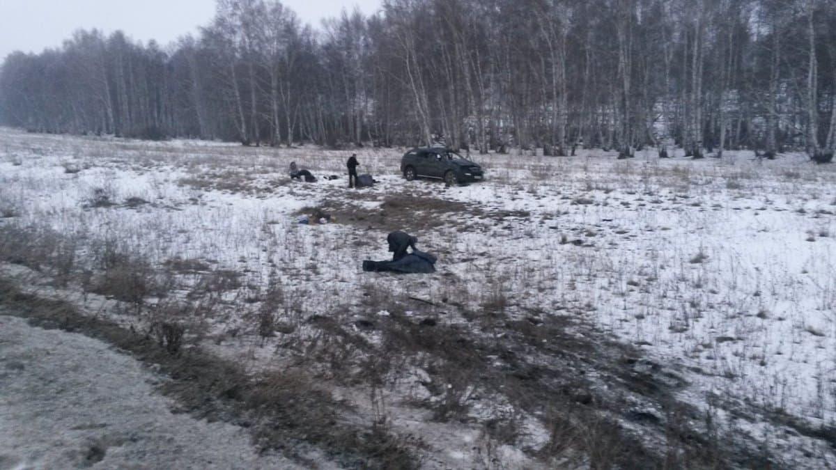 ВДТП натрассе вБашкирии пострадали трое детей
