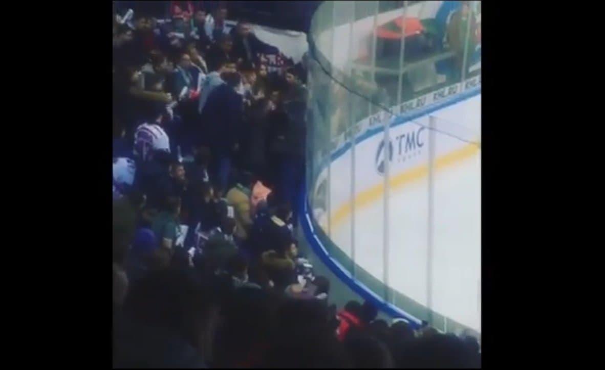 «АкБарс» вырвал победу над «Салаватом Юлаевым» в«зеленом дерби»
