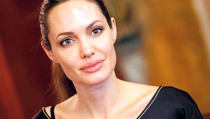 Анджелина Джоли выйдет замуж в четвертый раз