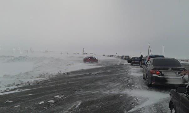 МЧС: Снежные заносы на трассах Башкирии вероятны 3февраля