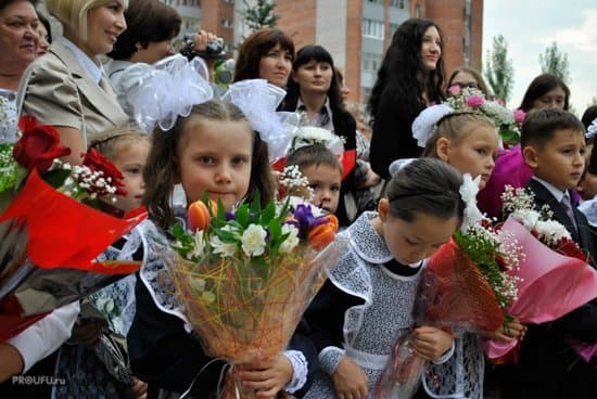 Вновом учебном году вшколы Уфы пойдет 107 тыс. учащихся