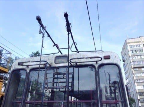 ВУфе временно отменены часть трамваев итроллейбусов