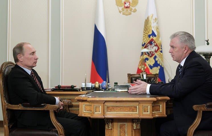 Путин назначил и.о. руководителя Бурятии ивстретился сним