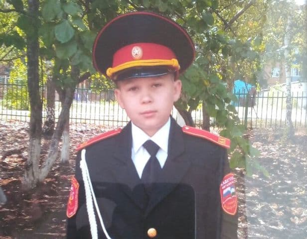 ВБашкирии милиция разыскивает 11-летнего Ярослава Ермолаева