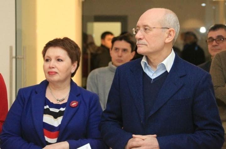 Рустэм Хамитов заработал в2014г. неменее 7-ми млн руб.