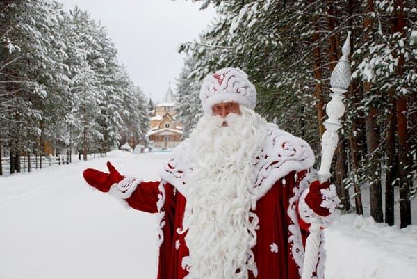 Томичи до23декабря могут отправить письмо Деду Морозу на«Почте России»