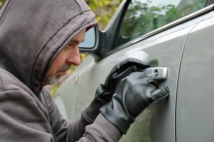 ВБашкирии загод уменьшилось количество автомобильных угонов
