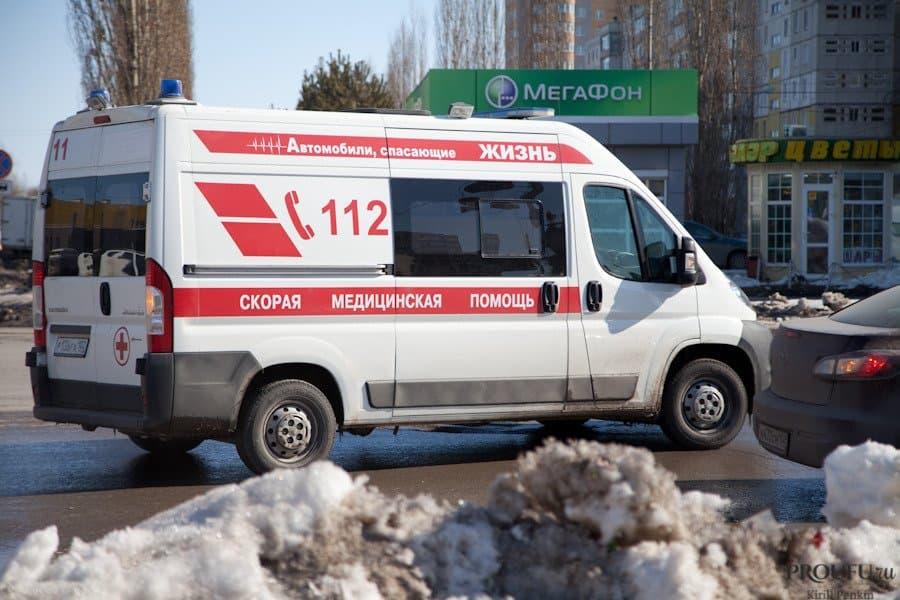 ВБашкирии парень угнал машину Скорой помощи, чтобы добраться домой
