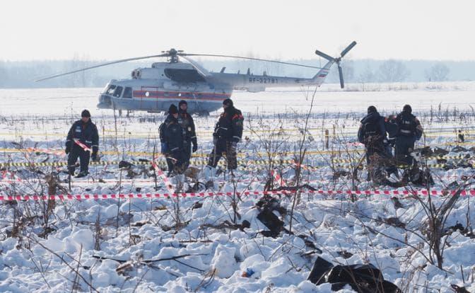Крушение Ан-148 «Саратовских авиалиний». Еще одна версия обстоятельств катастрофы