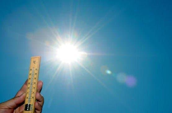 ВУфе побит температурный рекорд