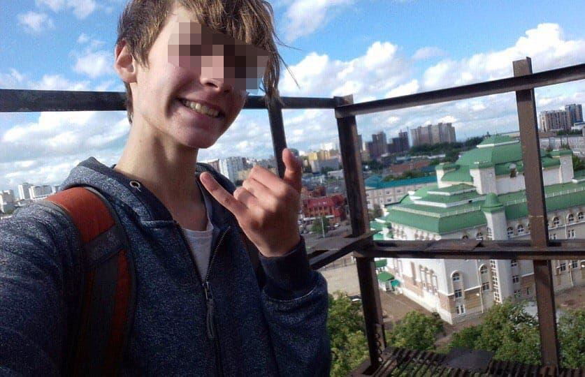 новую в уфе было найдено тело подротска Антон Волошин