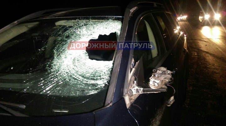 Женина скончалась под колесами иномарки натрассе М-5 вБашкирии