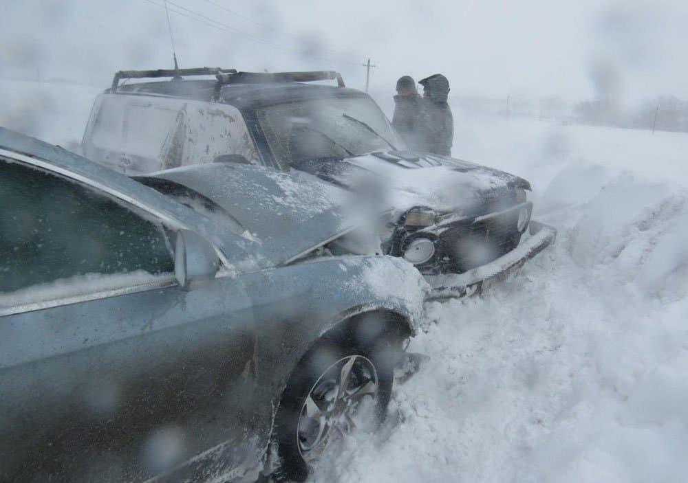 ВБашкирии повине водителя «Пассата» пострадала пассажирка «Нивы»
