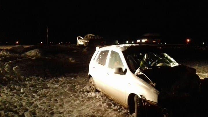 Засутки вБашкирии вДТП погибли два человека