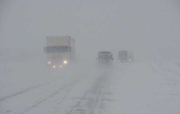 ВБашкирии морозы сменятся снегопадами